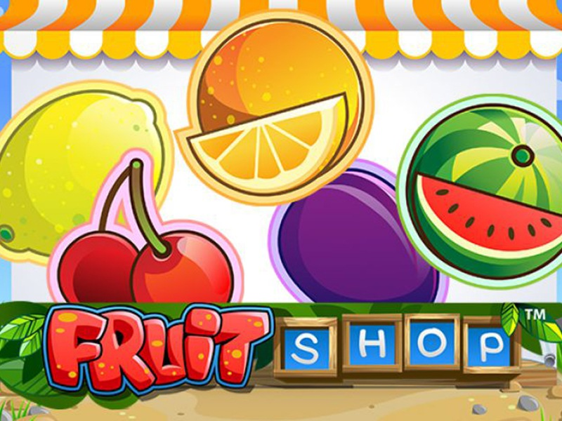 Super Fruit Slot - 343548