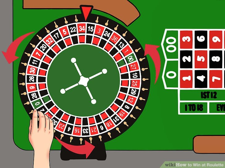 Guess Roulette Number - 408069