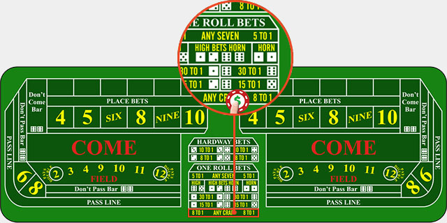 Best Craps Bet - 314365