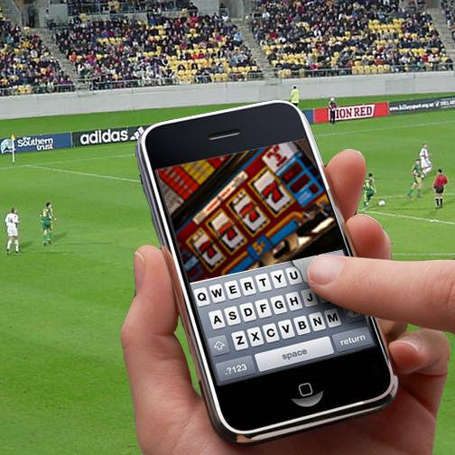 Sports Betting Mobile - 884878