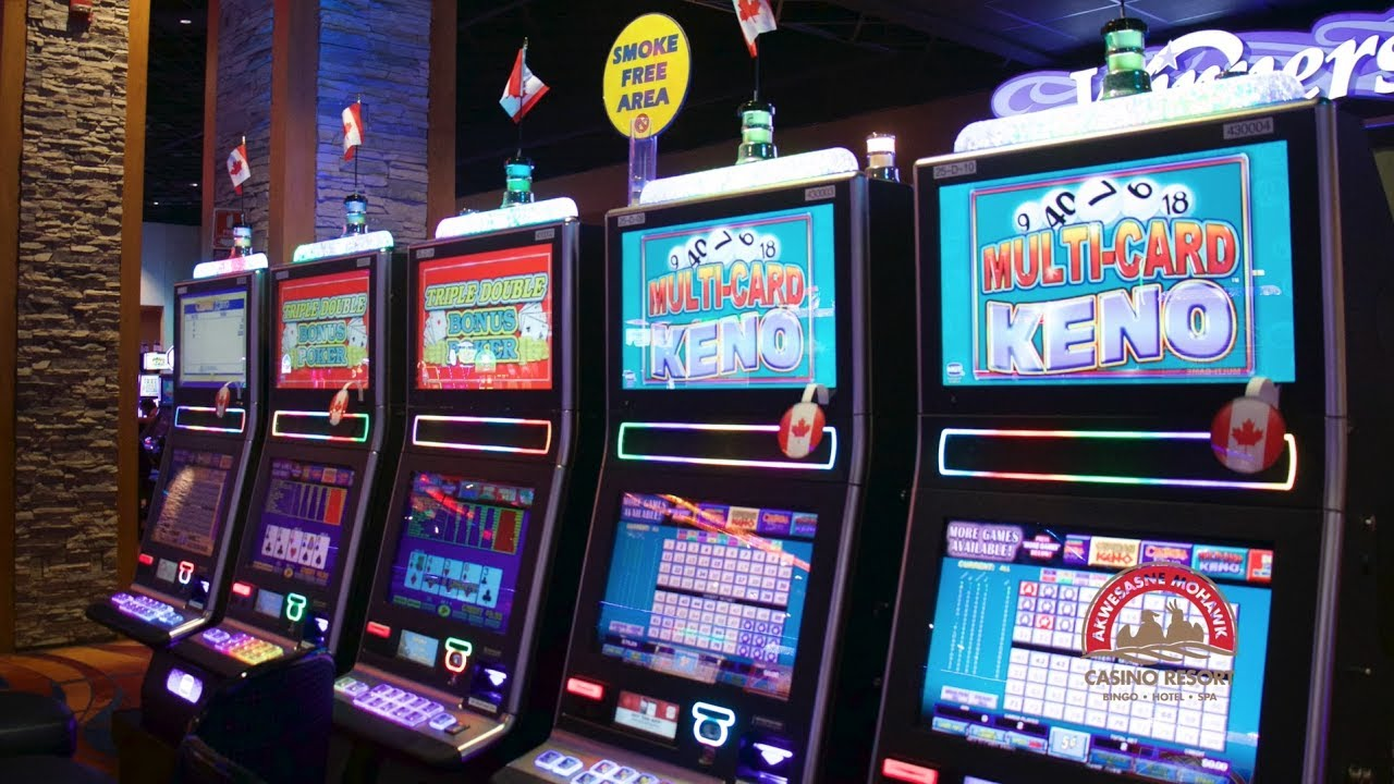 Slot Machines Canada - 186098