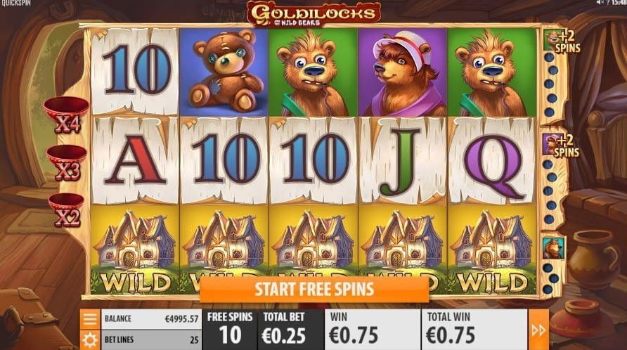 Free Spins - 613822
