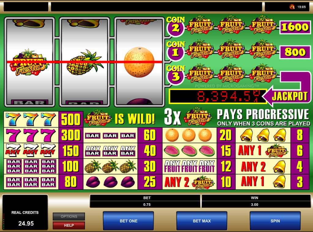 Fruity Hunt Slot - 245411