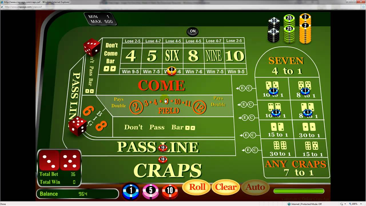 Best Craps Strategy - 693007