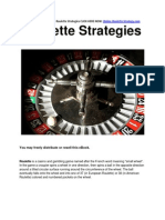 Roulette Strategy to - 956412