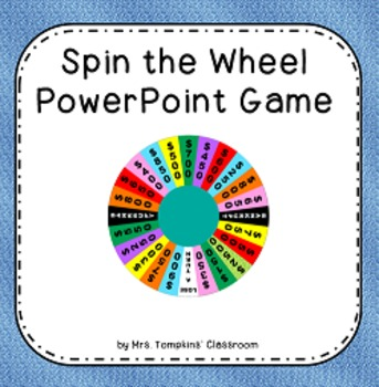 Spin the Wheel - 741359
