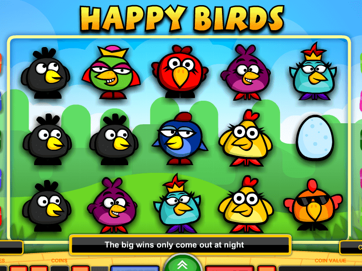 Happy Birds - 451270