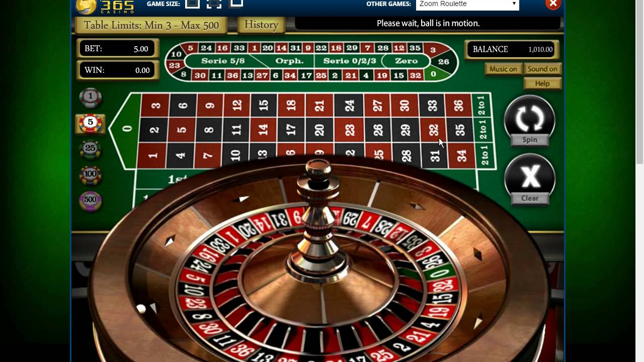 Roulette Strategy - 263946