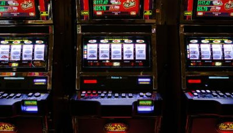 Slot Machine - 839734