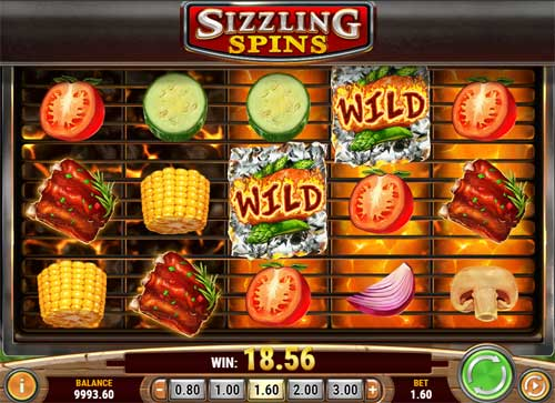 Sizzling Spins - 895238