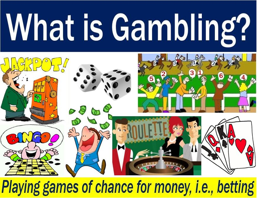 Terms Meanings Casino - 115119