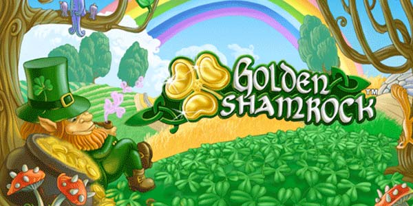 Golden Shamrock Slot - 82650