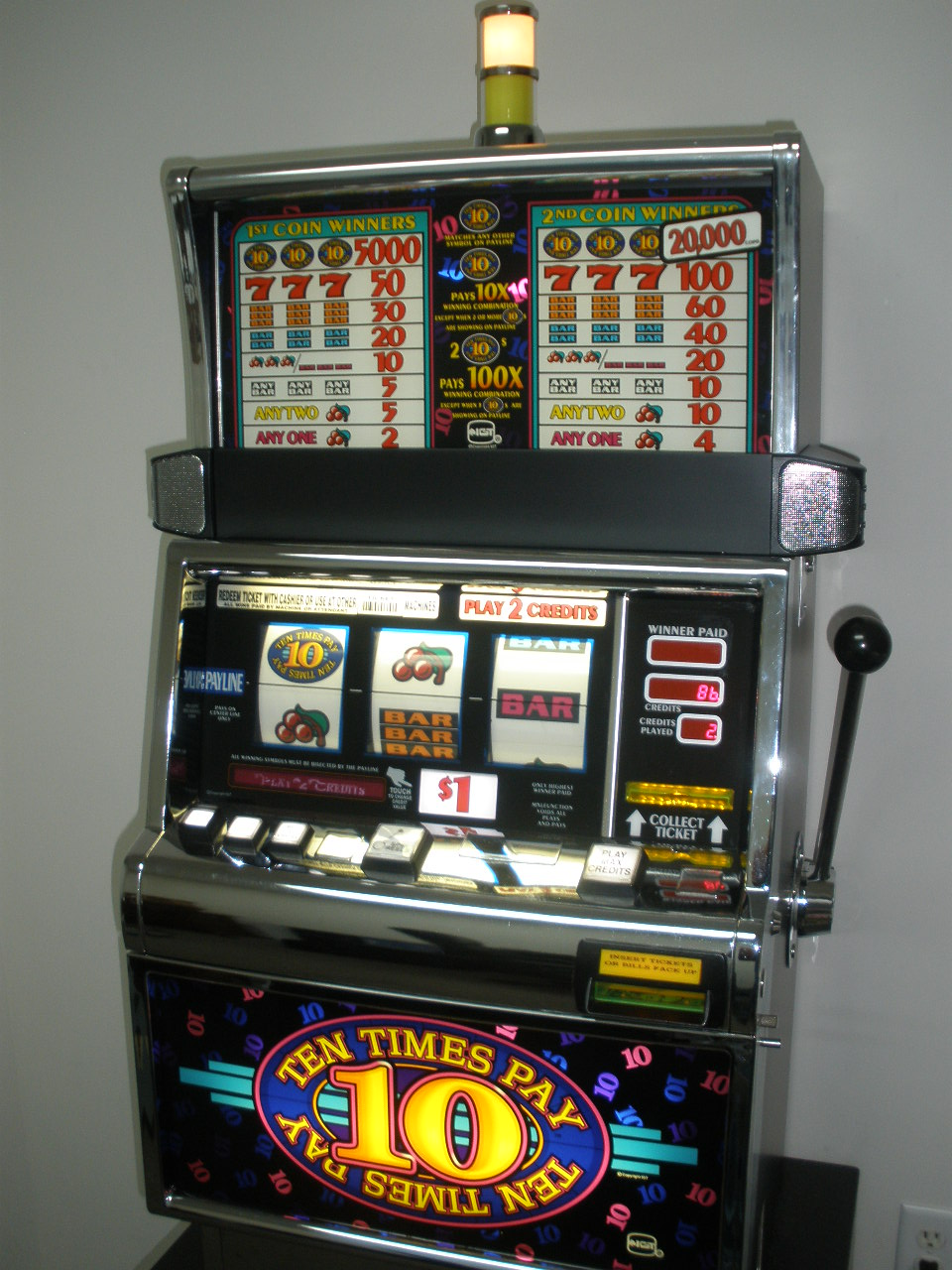 Slot Machines Pay - 314469