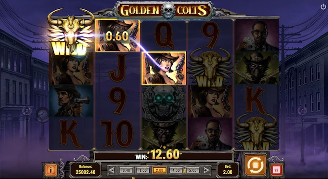 Golden Colts Slot - 855708