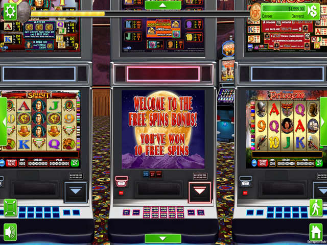 Can Slot Machines - 605225