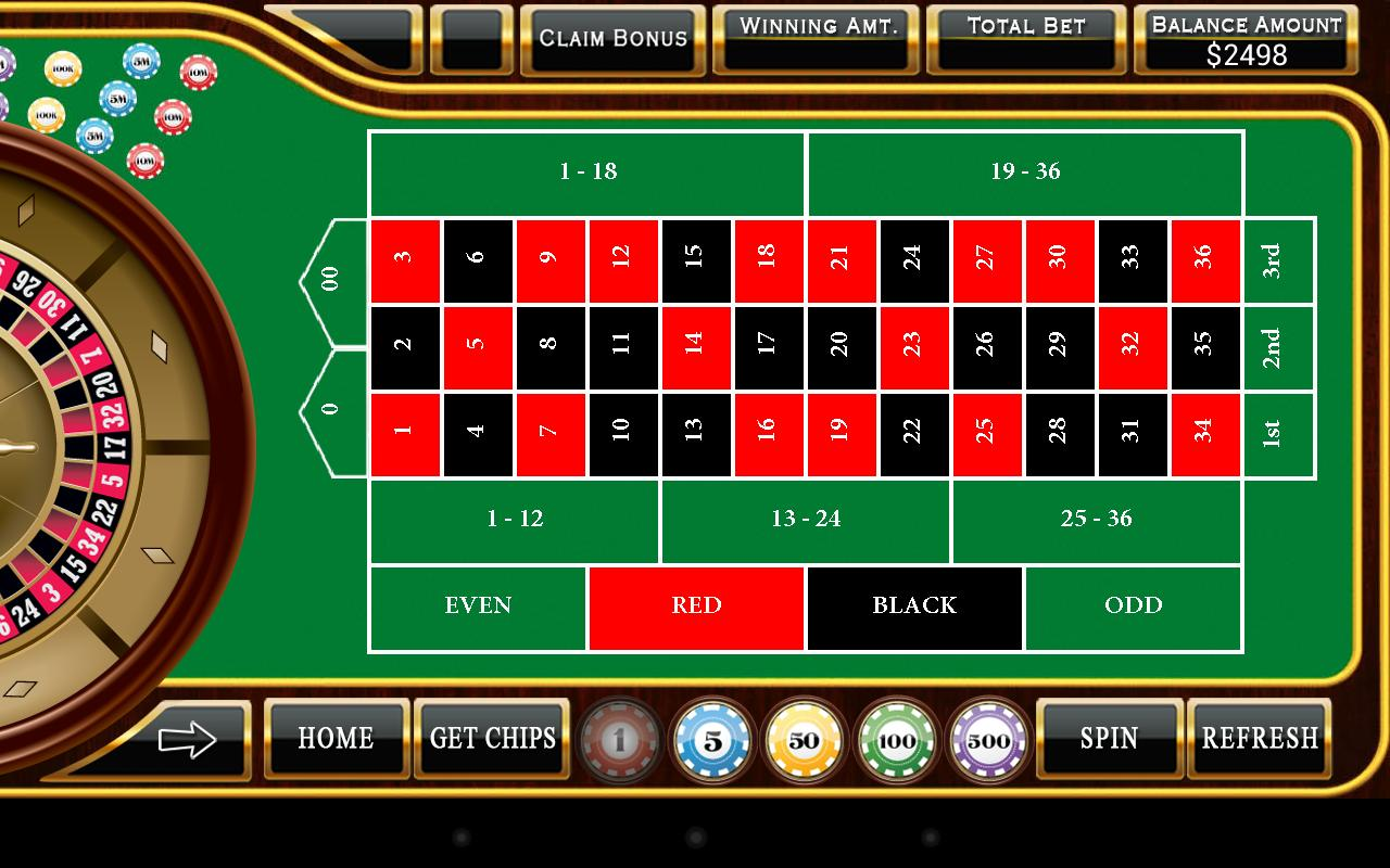 Bonus Roulette Today - 159256