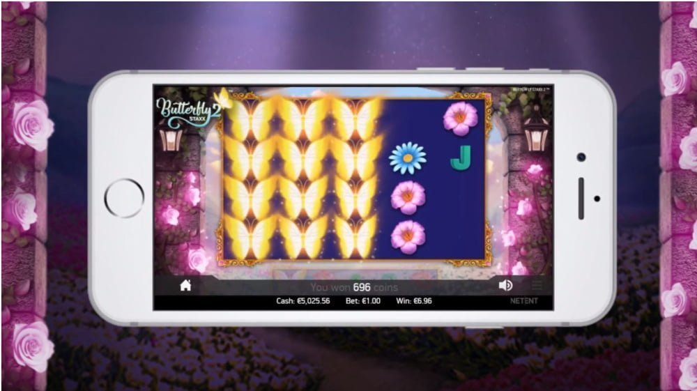 Butterfly Staxx Slot - 81419