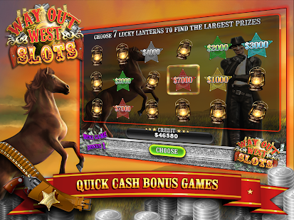 Cowboys Slot Bonus - 137753