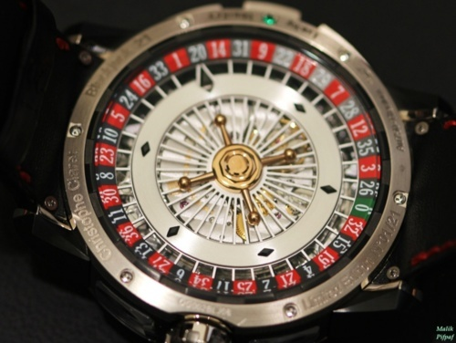 Mechanical Roulette - 78218