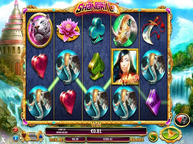 Slots Magic Shangri - 202956