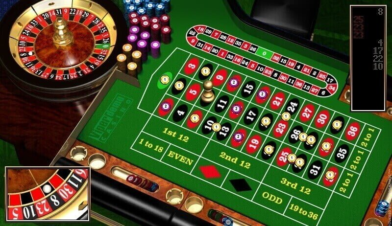 Roulette Strategy - 475302