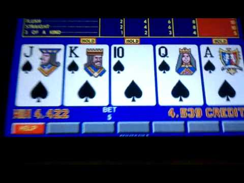 Royal Flush - 636241