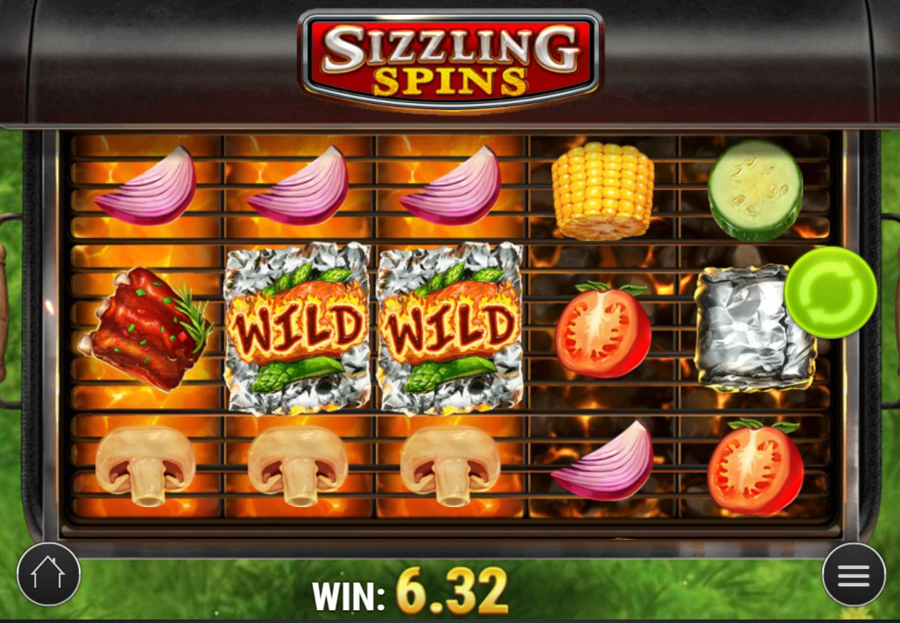 Sizzling Spins - 232639