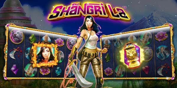 Slots Magic Shangri - 551187