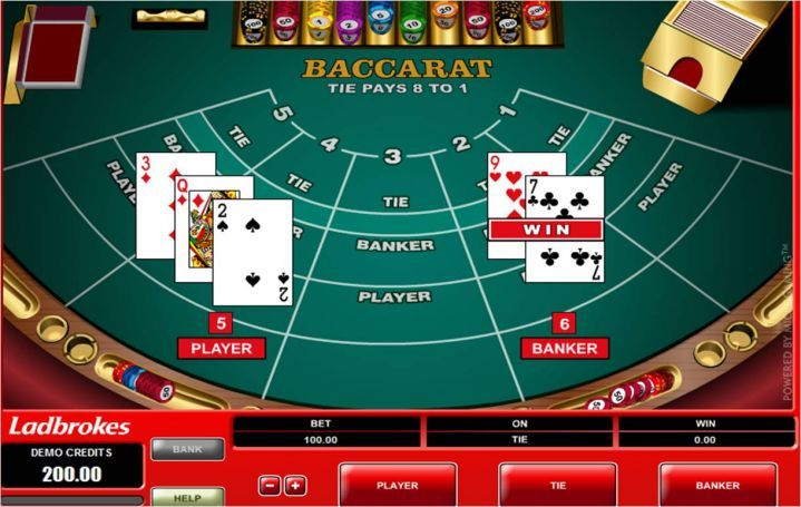 Strategy of Baccarat - 330475