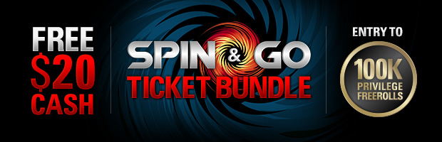 Tickets Spin - 630875
