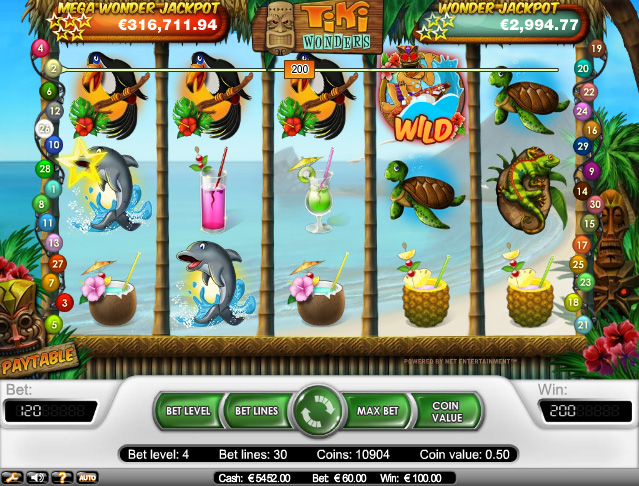 Tiki Wonders Slot - 948682