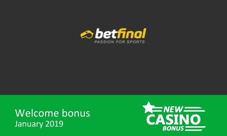 Welcome Bonus Casino - 900744